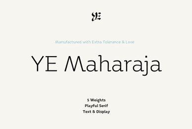 YE Maharaja