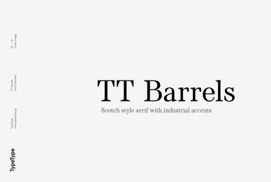 TT Barrels