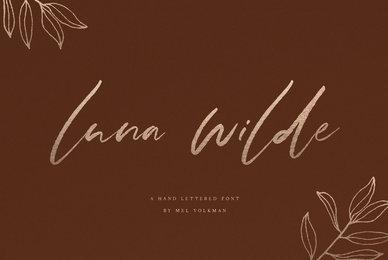 Luna Wilde