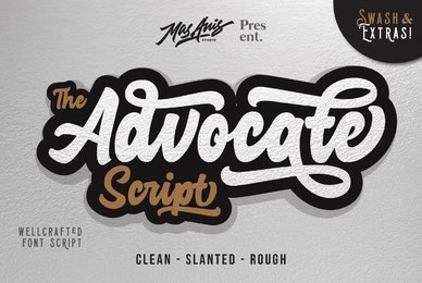 Advocate Script and Extras