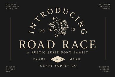 Road Race and Extras