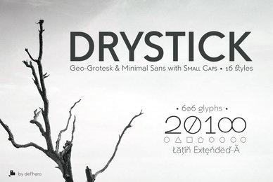 Drystick