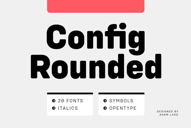 Config Rounded