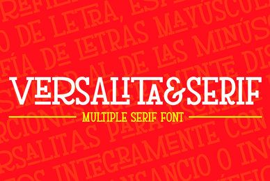 Versalita Serif