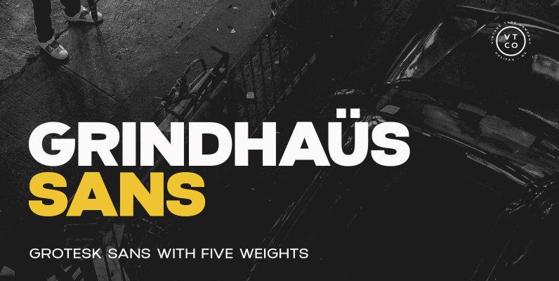 Grindhaus Sans