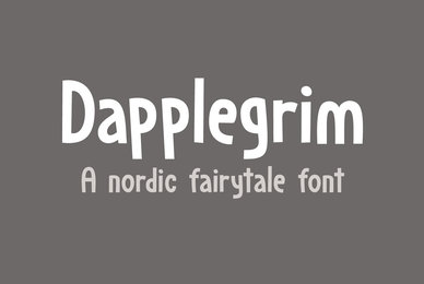 Dapplegrim