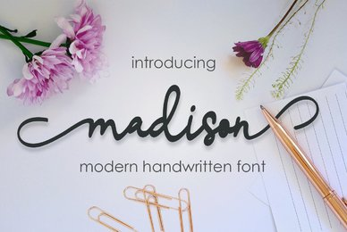Madison Script