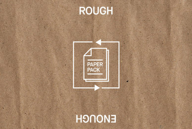 Rough Enough   Paper Pack