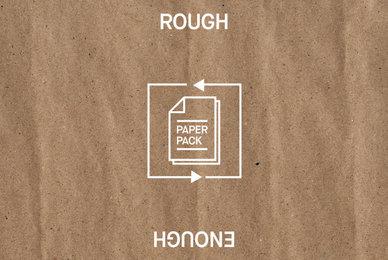 Rough Enough   Paper Pack