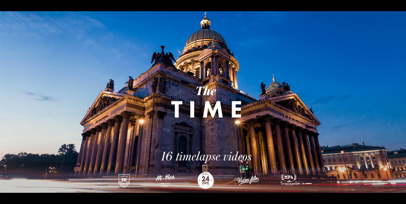 The Time - Timelapse Video Collection
