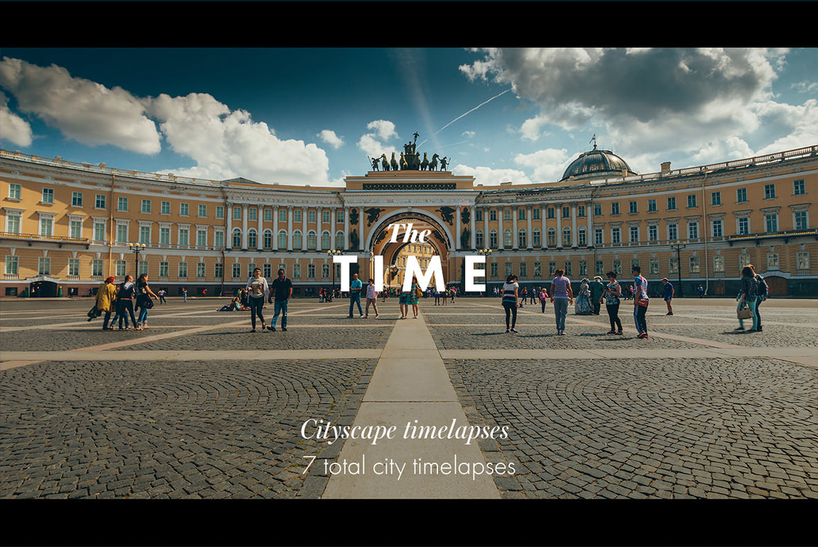 The Time   Timelapse Video Collection
