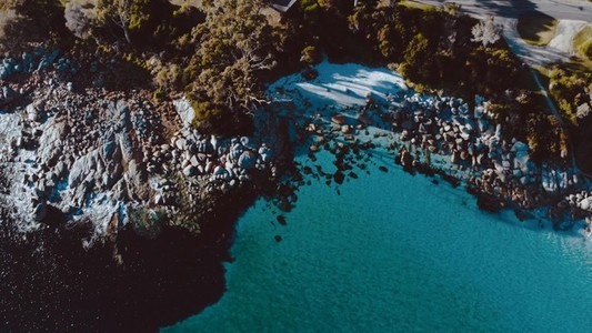 Bay of Fires Aerial 3