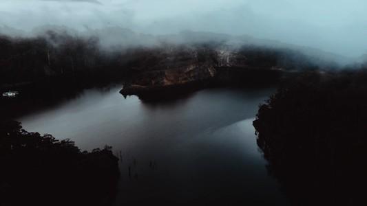 Misty Mountain Flight