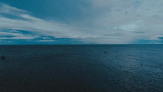 Ocean Flyover