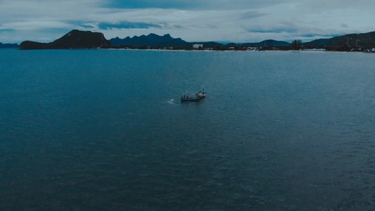 Blue Ocean Flyover