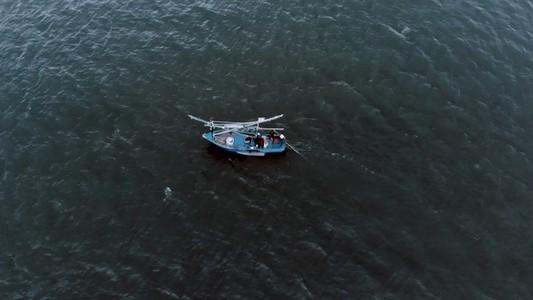 Fishing Boat Aerial