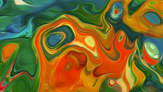Swirling Paint 15