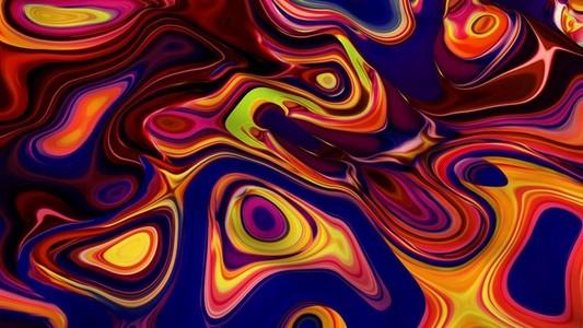 Swirling Paint 11