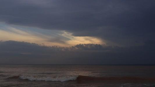 Alanya sky timelapse