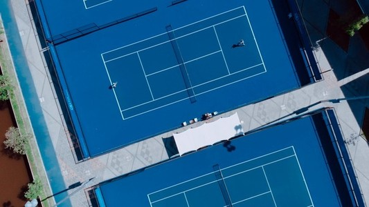Tennis Courts 3