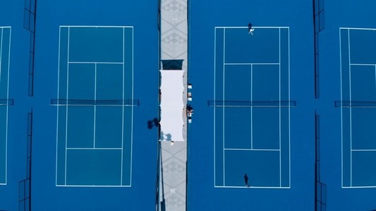 Tennis Courts 4