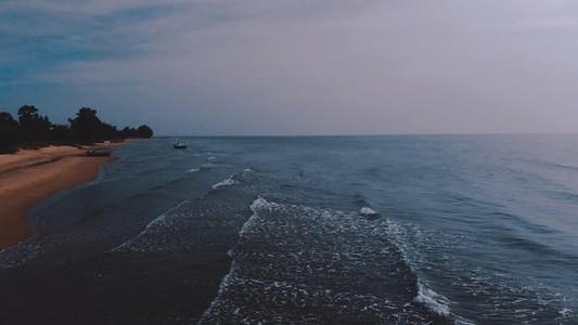 Beach Flyover