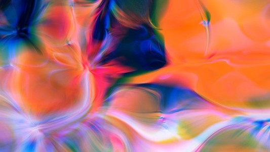 Abstract Psychedelic Loop 11