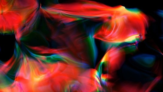 Abstract Psychedelic Loop 20