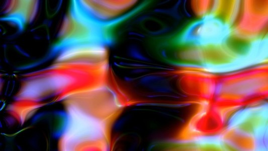 Abstract Psychedelic Loop 23