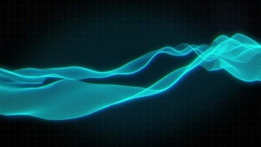 Glowing Grid Loop