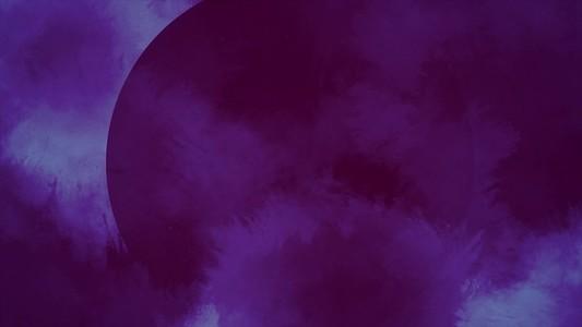 Shrouded Purple Sphere
