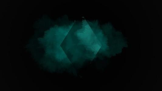 Teal Diamond