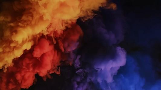 Four color diagonal