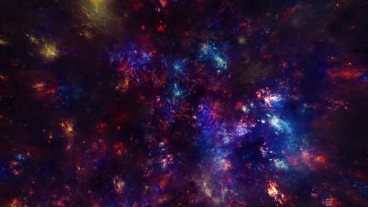 Space Paint Palette