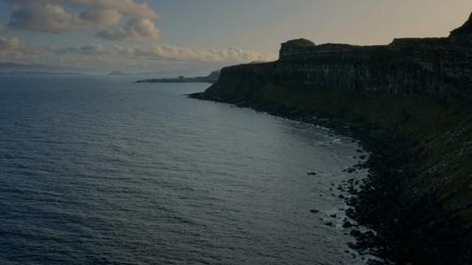 Highlands Scottish Coast