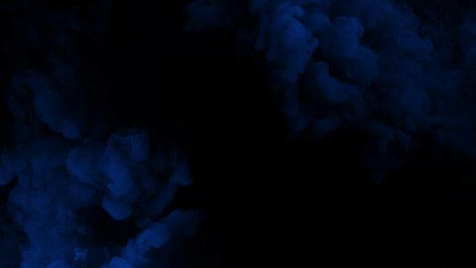 Blue Duel Smoke