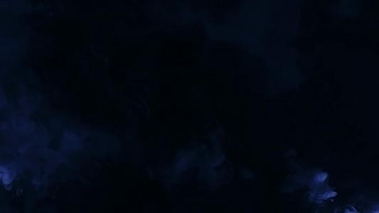 Blue Dark Smoke