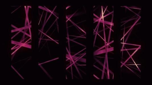 Egon Pink Plasma Panels