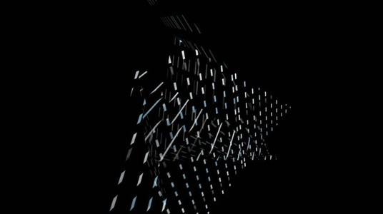 Moving 3D Grid