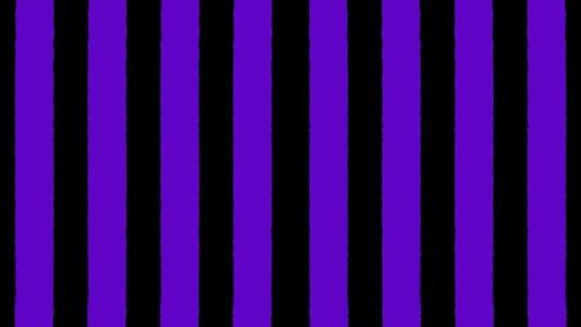 Stripes horizontal purple