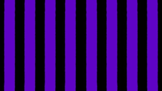 Stripes horizontal purple