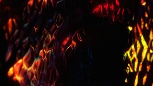 Glowing Glass 01