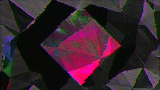Pink Diamond on BW Retro