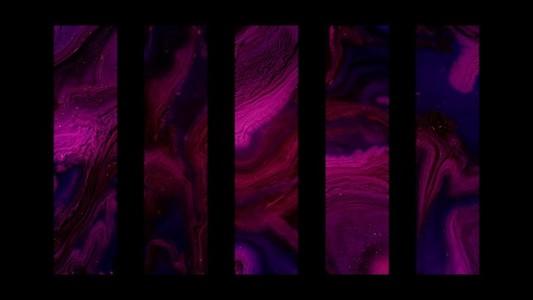 Purple Magic Bars