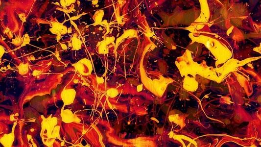 Paint Crawl Orange