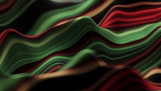 Fluid Lines Seamless Loop 3
