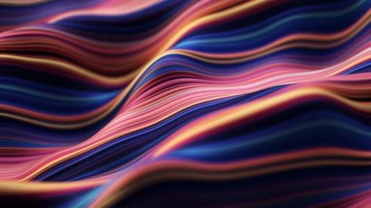 Fluid Lines Seamless Loop 9