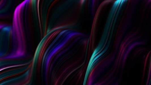 Fluid Lines Seamless Loop 15