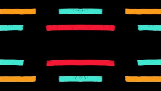Bright Stripes Horizontal Alt