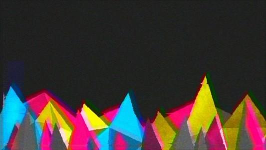 Neon Forest Unfold Retro